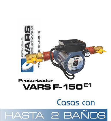 Presurizador VARS F-150 RM
