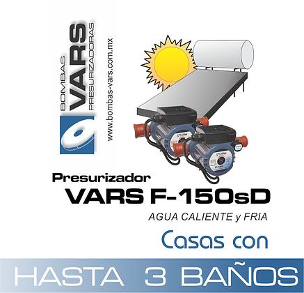 Presurizador VARS F-150sDDC