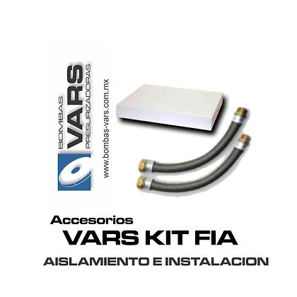 Kit de fácil instalación