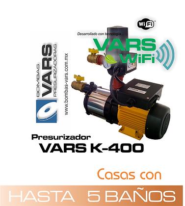 Presurizador VARS K-400i WIFI