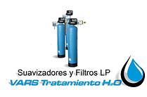 Filtros de agua comerciales