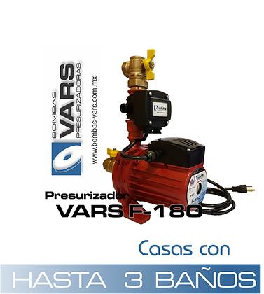 Presurizador VARS F-180