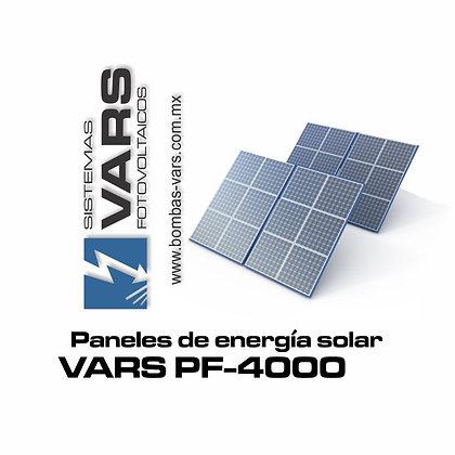 Panel solar VARS PF-4000