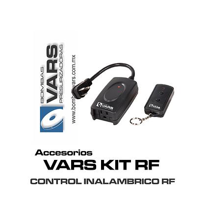 Control VARS i RF