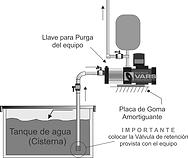presurizador diagrama