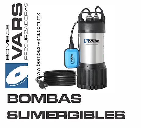 Bomba Sumergible VARS KNK100