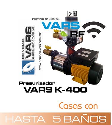 Presurizador VARS K-400i RF