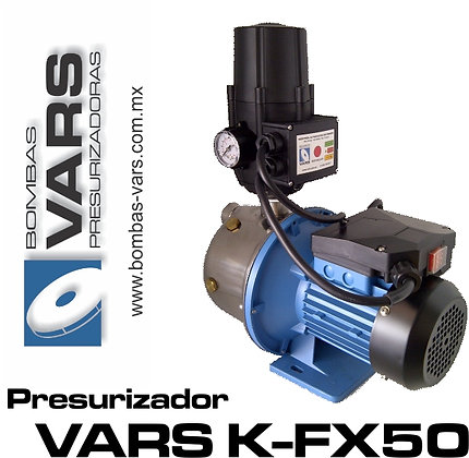 Presurizador VARS K-FX50