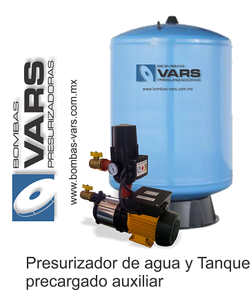 PRESURIZADOR VARS K-300/TH130L