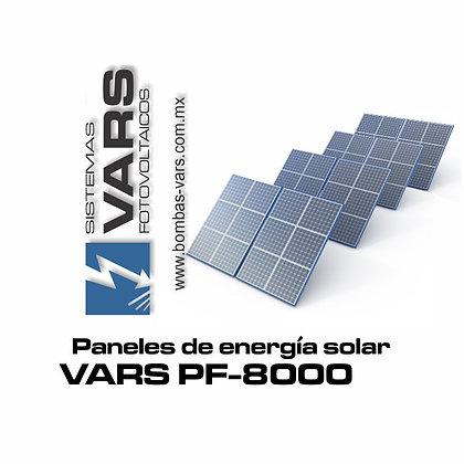 Panel solar VARS PF-8000