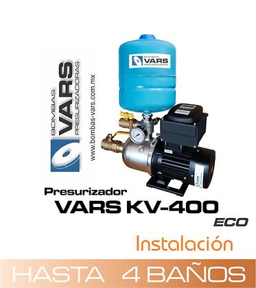 Presurizador VARS KV-400