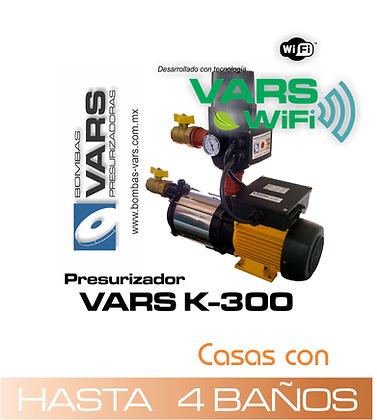 Presurizador VARS K-300i WIFI