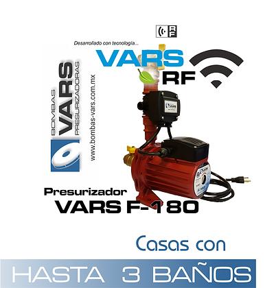 Presurizador VARS F-180i RF