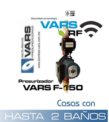 Presurizador VARS F-150i RF