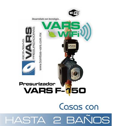 Presurizador VARS F-150i WiFi