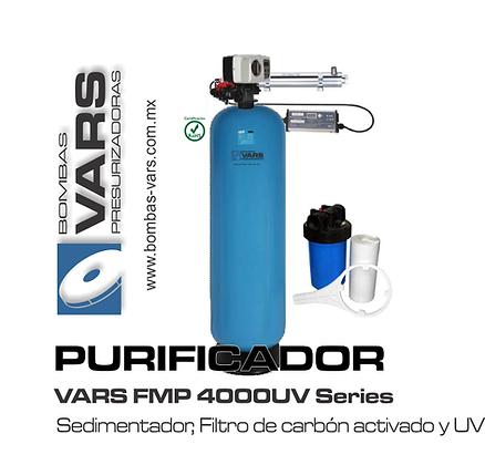 Filtro VARS UVLPCS 1P3