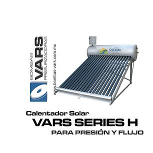 Calentador solar multimodal