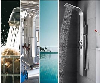 presurizadores de agua grandes