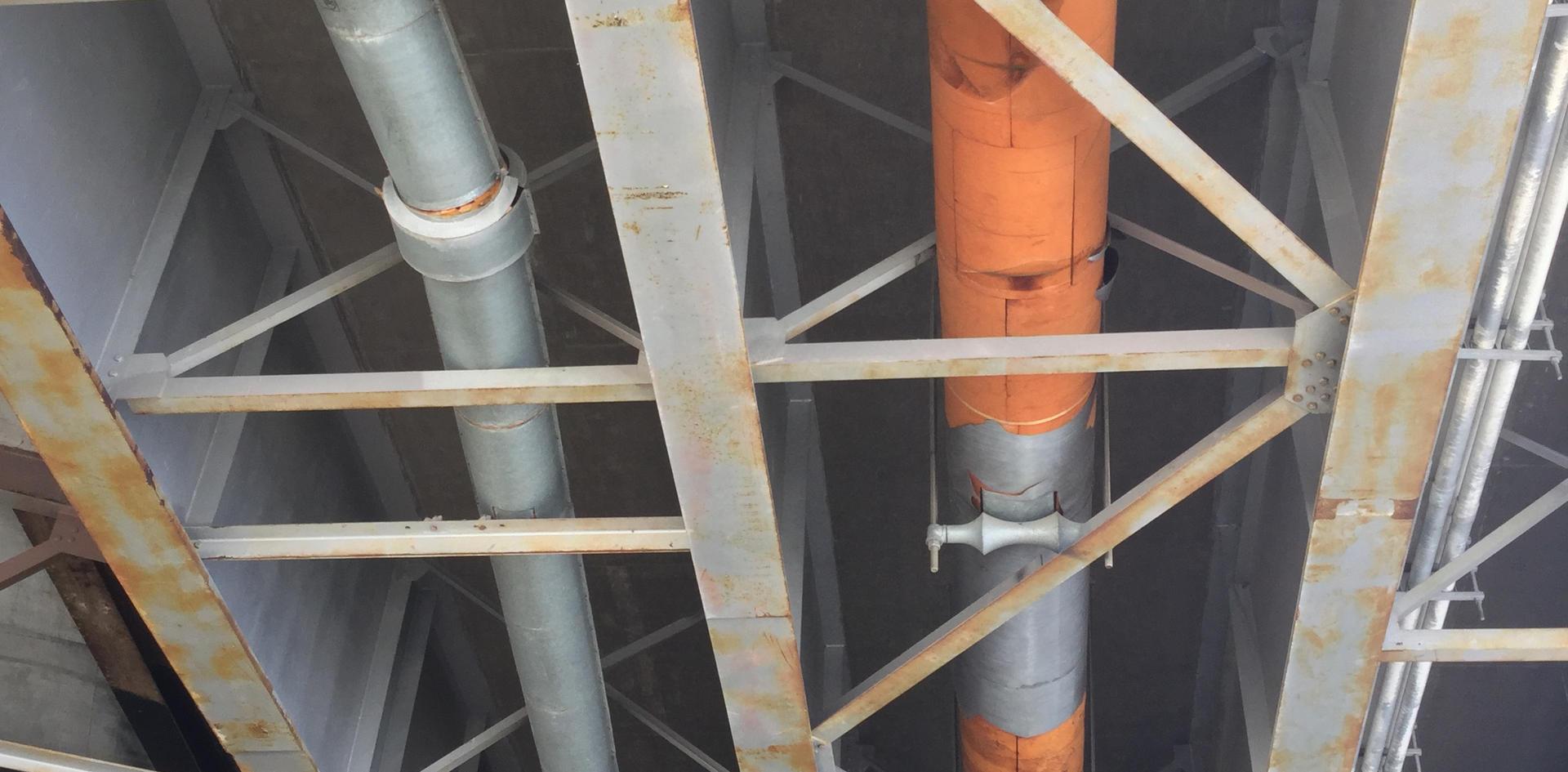 Bridge and pipe infrastrucure inspection