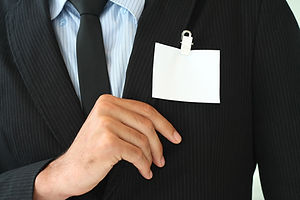 Crachá personalizado para empresas