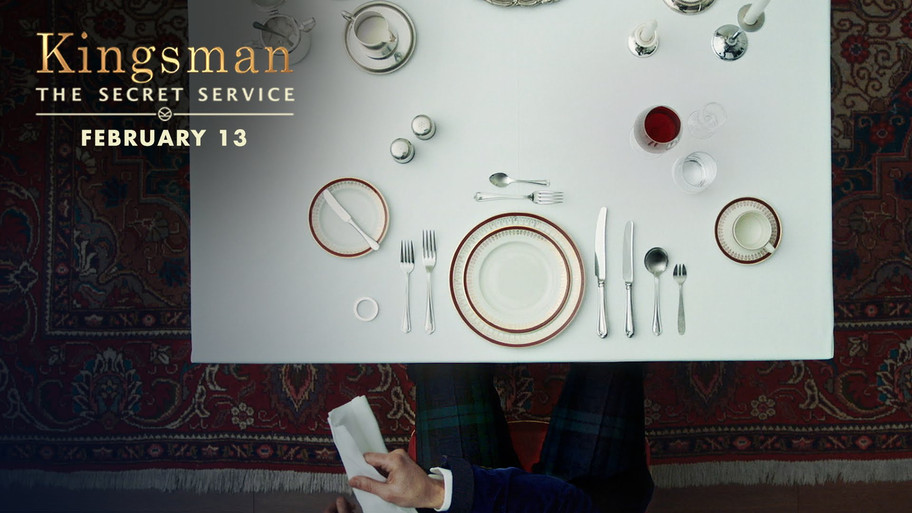 How To Be A Kingsman: Dinner Etiquette