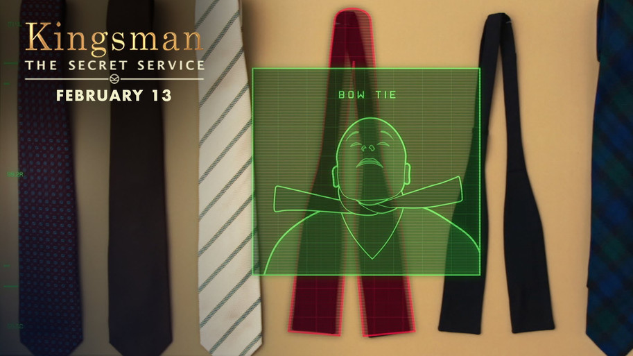 How To Be A Kingsman: Tying A Tie