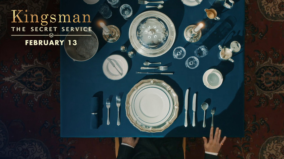 How To Be A Kingsman: Proper Utensils