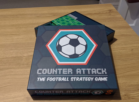 REVIEW: 'Counter Attack' Board Game