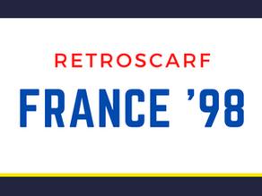 Retroscarf - France '98