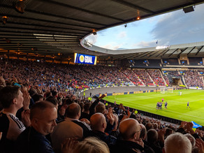 REVIEW: Scotland 2 - 1 Cyprus