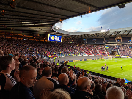 REVIEW: Scotland 2 - 1 Cyprus