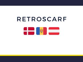 Retroscarf - September Triple Header