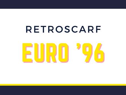 Retroscarf - Euro '96