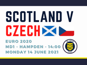 Scotland v Czech Republic Preview
