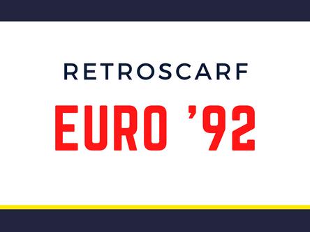 Retroscarf - Euro '92