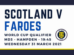 Scotland v Faroes Preview