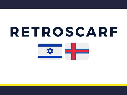 Retroscarf - Israel & Faroes