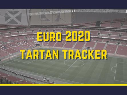 Euro 2020 – Tartan Tracker – Jan-21
