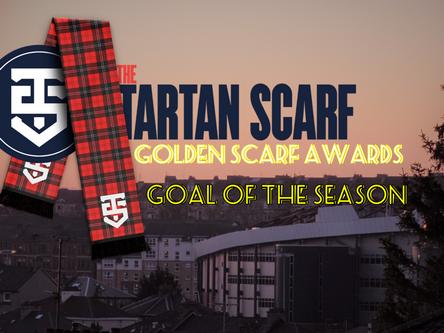 2019/20 Golden Scarf Awards – Goal of the Season