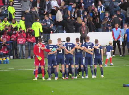 REVIEW: Scotland 1-2 Russia - Euro 2020 Qualifying