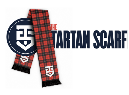Welcome to The Tartan Scarf