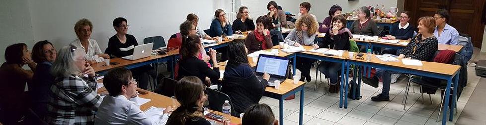 FNEJE - Educateurs de Jeunes Enfants, organigramme