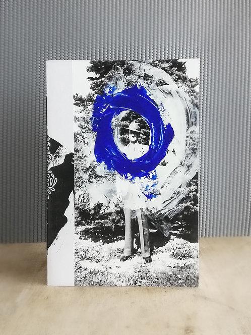 Hannah Diomataris - Collage Notebook 4