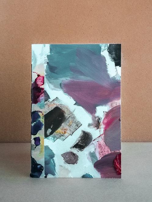 Carissa Grace Bowser - Pallete Notebook 1