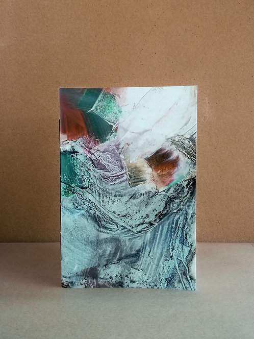 Carissa Grace Bowser - Pallete Notebook 3