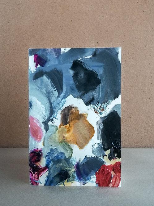 Carissa Grace Bowser - Pallete Notebook 12