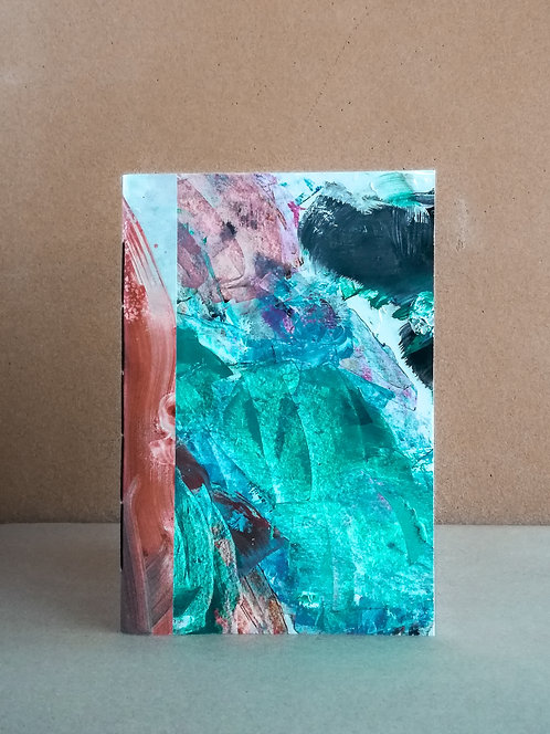 Carissa Grace Bowser - Pallete Notebook 4