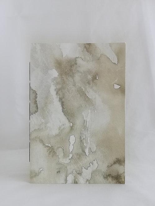 Taylor Adams - Ink Paper Notebook 6