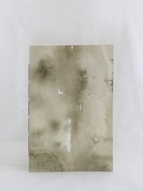 Taylor Adams - Ink Paper Notebook 8