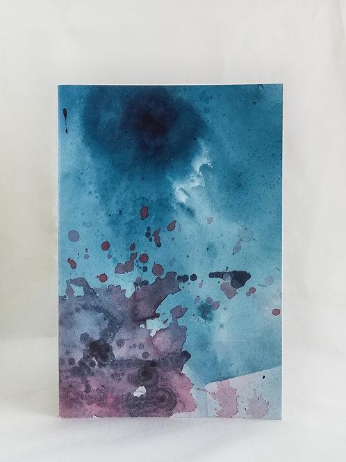 Taylor Adams - Ink Paper Notebook 2